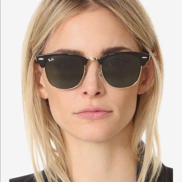 893f2b866 Ray-Ban Accessories | Rayban Clubmaster Classic Sunglasses | Poshmark